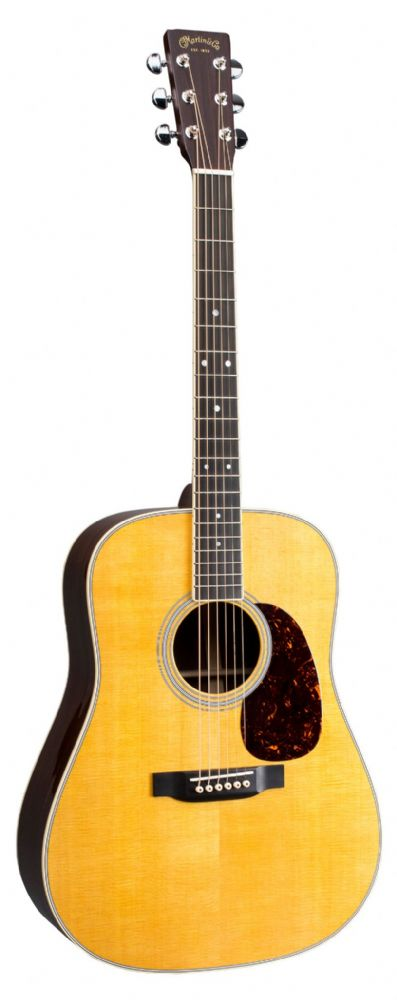 Martin D-35 Re-imagined  with Case